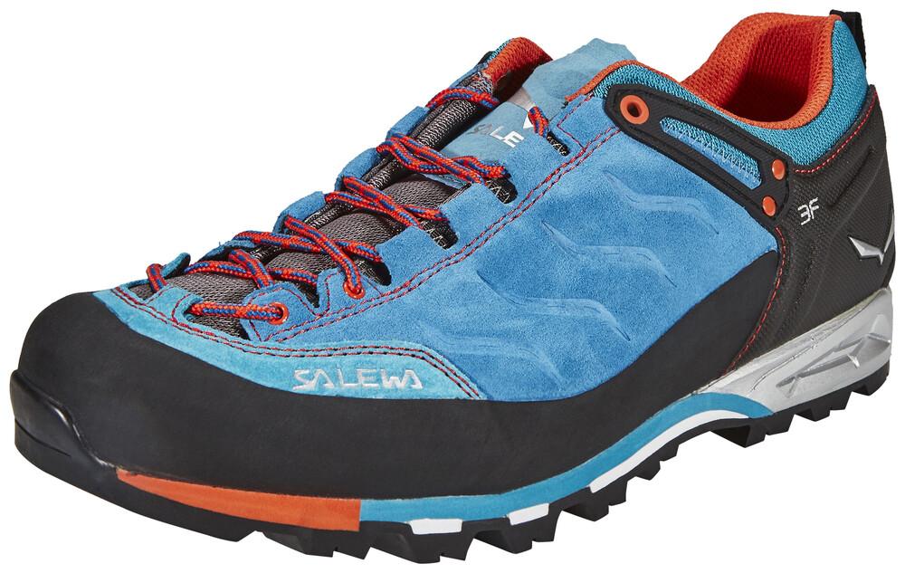 Chaussures Bleu Salewa Pour Les Hommes rK3Yb4E0